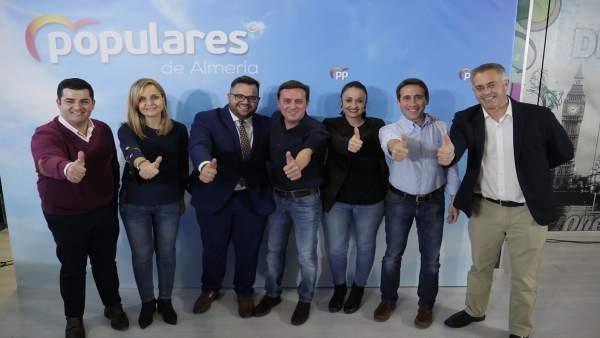 Almería.- 26M.- Domingo Trabalón liderará el proyecto que 'llevará al PP a la Alcaldía de Zurgena'