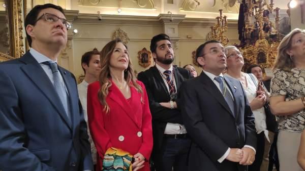 Sevilla.- S.Santa.- PP agradece 'la gran labor social' de Hermandades y muestra su 'orgullo' por 'defender tradiciones'
