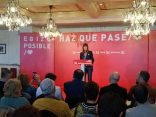 28A.- Mendia (PSE) Advierte De Que C's, Vox Y PP Comparten 'Mismo Proyecto', Acabar Con Autogobierno Y Derechos Sociales