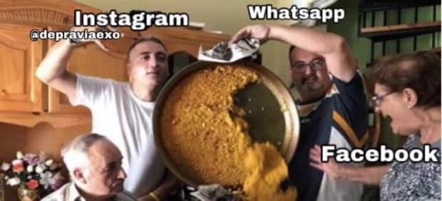 Meme de la paella
