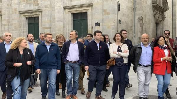 28A.- Pedro Duque: 'Si Os Dicen Que El Gobierno Gastó El Dinero Que No Había Y Dejará A España En La Ruina, Os Mienten'
