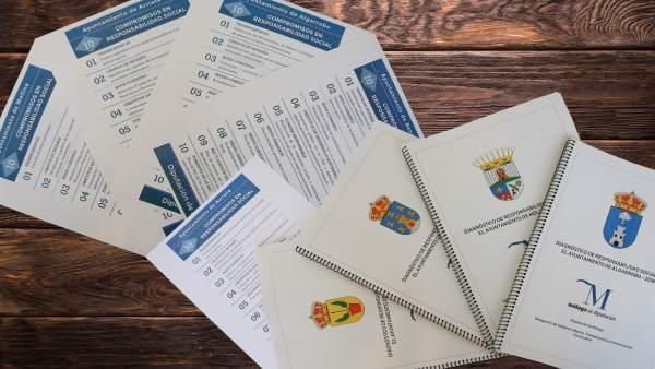 Málaga.- La Diputación elabora planes para que los ayuntamientos de la provincia sean socialmente responsables