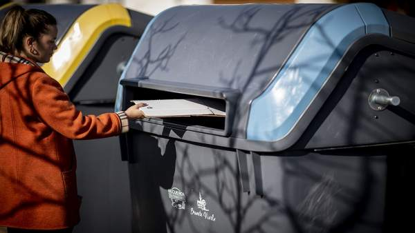 Aragón recicla en 2018 un total de 39.349 toneladas de envases
