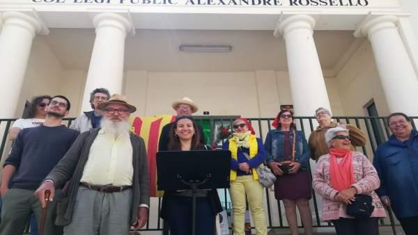 Crida per Palma reivindica el derecho a 'construir una República' en Mallorca