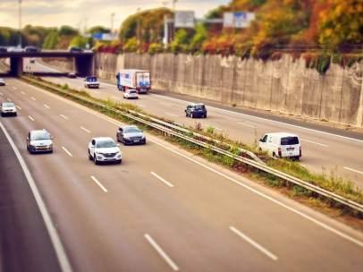 Semana Santa: uno de cada 130 coches que se desplace sufrirá un percance.