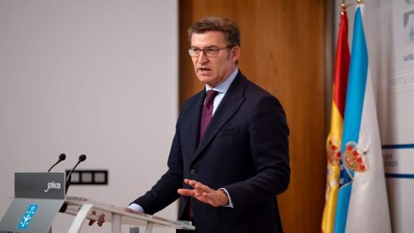 Consello.- La Xunta destinará hasta 29 millones a la reforma interior del complejo de San Caetano