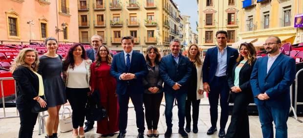 Granada.- 26M.- Cs propone convertir la Casa Ágreda en el Espacio de la Cultura y la Tradición Cofrade