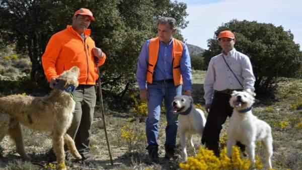 Moreno resalta la apuesta de Cs por la caza como un sector vital para combatir la despoblación en el medio rural