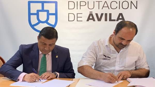 Herradón de Pinares (Ávila) acogerá la II Feria Ornitológica de CyL con más espacio para los expositores