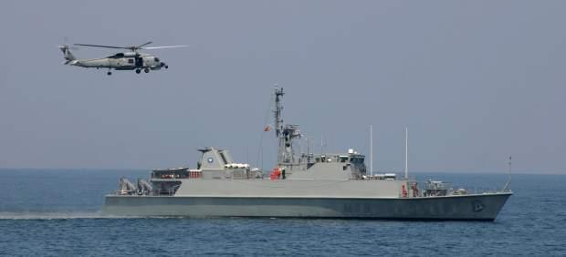Sevilla.- Una agrupación de dos buques de la OTAN visita a partir de este jueves el Muelle de las Delicias