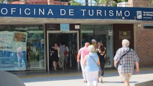Oficina Turismo Málaga