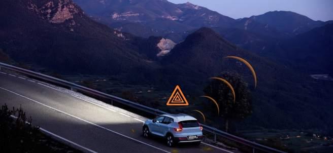 ¿Peligro en la carretera? ¡Tu propio coche te lo avisa!