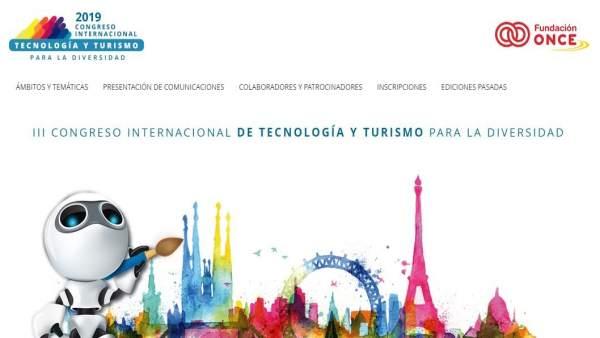 Málaga.- Abierto el plazo para presentar los trabajos para el Congreso de Tecnología y Turismo de Fundación ONCE