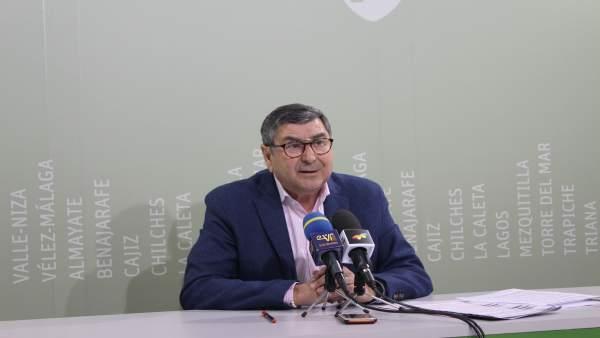 Alcalde de Vélez-Málaga
