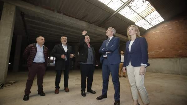 La Xunta financiará el 80% de la compra de dos locales incautados a los Charlines