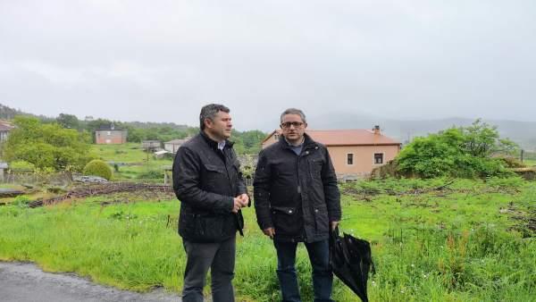 El Gobierno gallego resuelve las ayudas de apoyo a la contratación de desempleados para labores de limpieza de montes