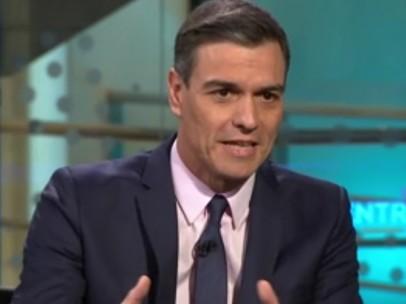 Pedro Sánchez, en Antena 3