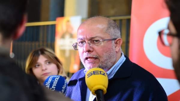 Igea señala que Ciudadanos es la única formación que apuesta 'por igualdad y no por vender gobernabilidad'