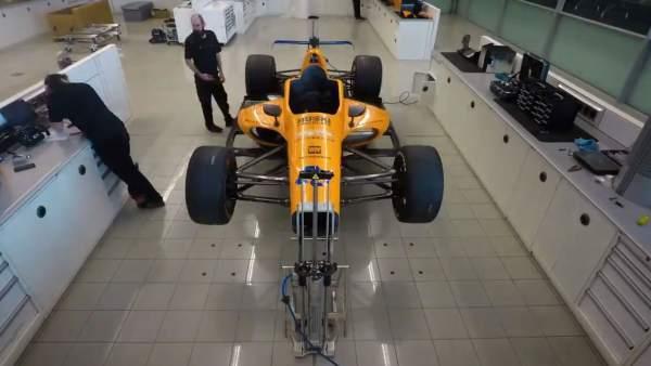 McLaren Indianápolis
