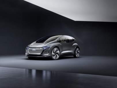 El nuevo coche eléctrico pensado para las megaciudades del futuro.