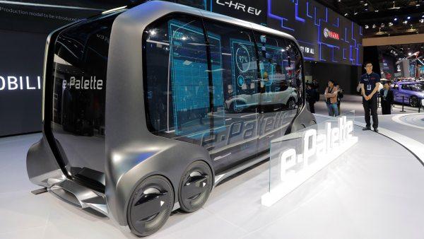 El vehículo multiusos del futuro