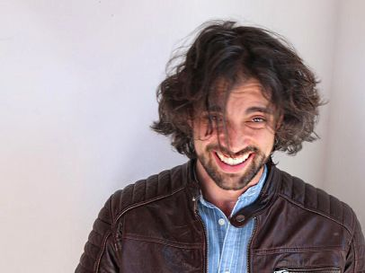 El actor Christian Escuredo, protagonista de '33 El Musical'.