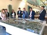 Granada.- 28A.- Hervías compromete el apoyo de un Gobierno de Cs al proyecto de las conducciones de Rules