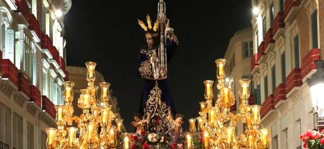 Málaga.- S.Santa.- La Cofradía de El Rico libera este Miércoles Santo a un hombre condenado por tráfico de drogas
