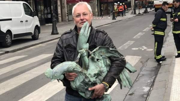 Gallo de Notre Dame