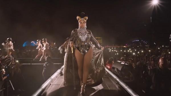 Imagen del documental de Beyoncé: 'Homecoming'