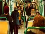 Granada.- Los viajeros del metro aumentan un 15,5 por ciento en el primer trimestre respecto de 2018
