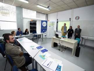 Granada.- El Centro de Información Europe Direct de Diputación se une a la campaña de debates ciudadanos por Europa