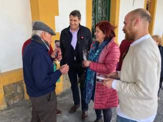 Granada.- 28A.- El PSOE resalta que unas 6.600 cuidadoras han empezado a recuperar cotizaciones a la Seguridad Social