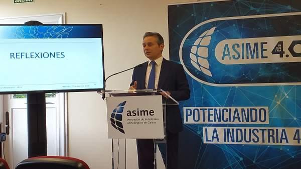 El sector metalúrgico gallego cerró 2018 con una facturación de 13.400 millones y un aumento del 3,4 % de empleo