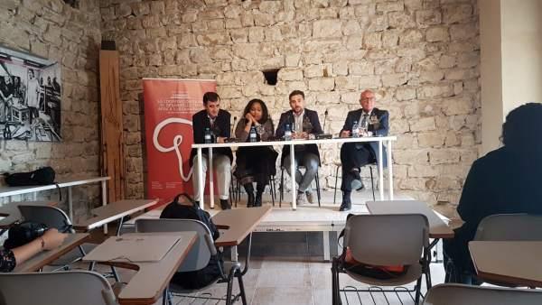 Jaén.- La UJA clausura II Seminario Internacional sobre 'La cooperación para el desarrollo con África Subsahariana'