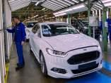 Planta de Ford a Almussafes