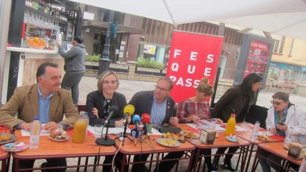 28A.- PSPV De Castellón Destaca La Apuesta De Puig Y Sánchez Por  Movilidad Sostenible, Seguridad Vial Y Cercanías