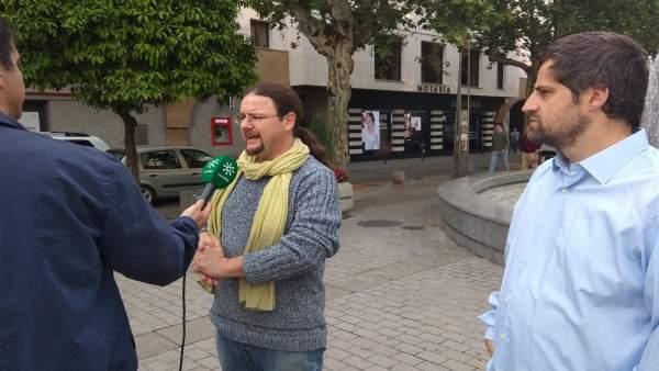 Córdoba.- 28A.- Unidas Podemos señala que las energías renovables son el motor de la nueva política energética