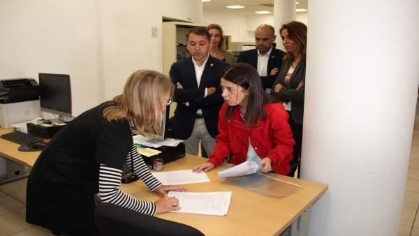 26M.- Bermúdez (CC) Presenta Una Lista Al Ayuntamiento De Santa Cruz 'Renovada' E 'Ilusionada'