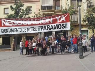 Granada.- Suspendida la huelga de recogida de basuras de Motril por Semana Santa hasta que Pleno ratifique nuevo acuerdo