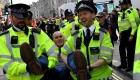 Los ecologistas de Londres ponen fin a 11 días de protestas
