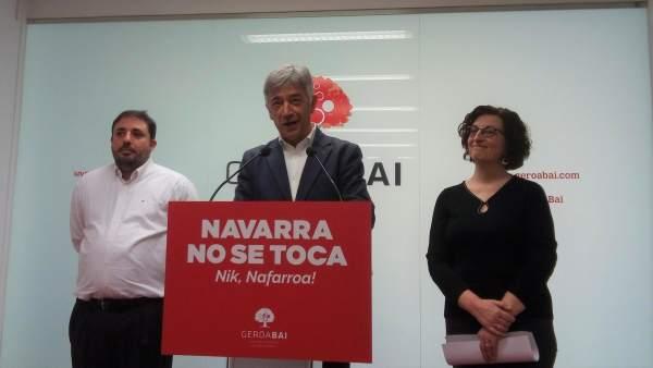 28A.- Martínez aboga por derogar la reforma laboral y por la transferencia de las competencias en I+D y Seguridad Social