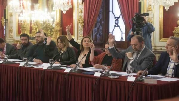 CádizAlDía.-Diputación aprueba definitivamente el Plan Provincial de Obras y Servicios de 2019 por 4,3 millones de euros