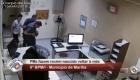 Dos policías brasileños salvan la vida de un bebé de 21 días que se asfixiaba