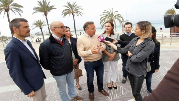 28A.- Cs Incrementará La Promoción Turística Y La Invesión Pública Para Renovar Infraestructuras En Baleares
