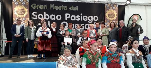 Nota Inauguración Iii Feria Del Sobao Pasiego Y La Quesada En Vega De Pas 18 04