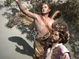 La lluvia obliga a suspender procesión del Viernes Santo en Murcia, conocida como el cortejo de los 'Salzillos'