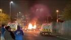 Una periodista asesinada en los disturbios de Irlanda del Norte