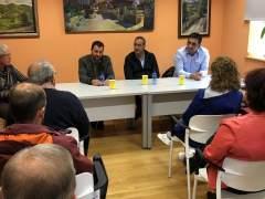 28A.- Fernando Lastra Advierte A PP-Foro De Que La Discusión Sobre La Variante De Pajares Ya Está Zanjada