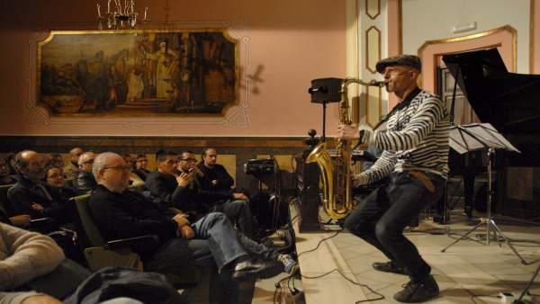 Imagen de archivo de una actuación de Jazz Castelló